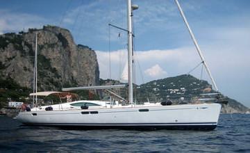 Sun Odyssey 54 - DS Crewed