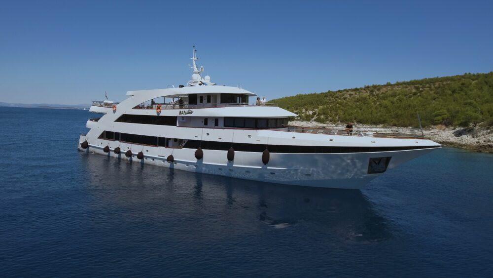 Yacht Ban - Mini cruiser - LORD YACHTING CROATIA   Yacht agency