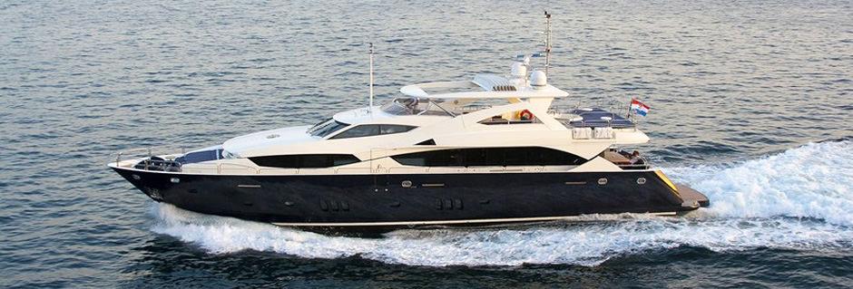 Sunseeker Yacht 34 M